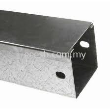 Hot Dip Galvanised Metal Trunking