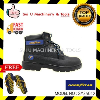 GOODYEAR GY3501/GY023 Professional Series Safety Footware Wing Versa