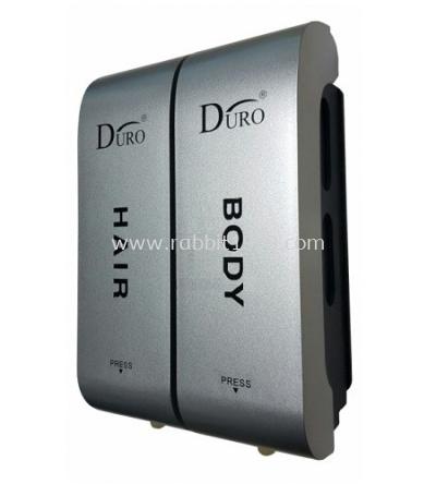 DURO DOUBLE LIQUID SOAP DISPENSER - DURO 9555