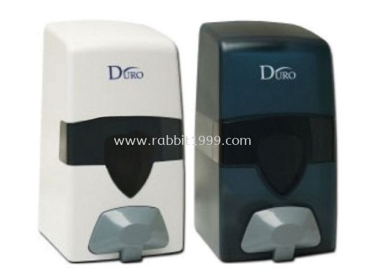DURO 2 IN 1 FOAM & LIQUID SOAP DISPENSER - DURO 9501