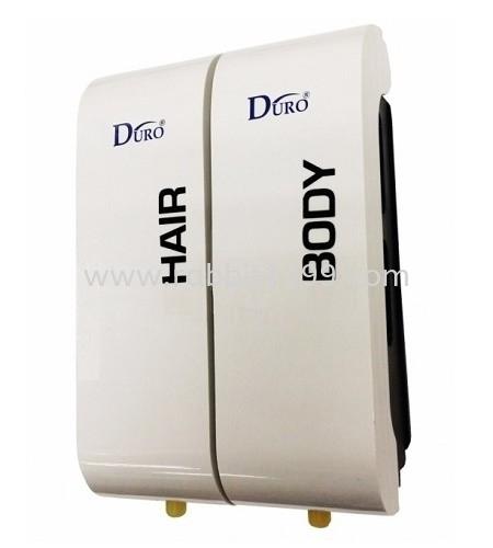 DURO DOUBLE LIQUID SOAP DISPENSER - DURO 9515 HANDSOAP DISPENSER WASHROOM ACCESSORIES