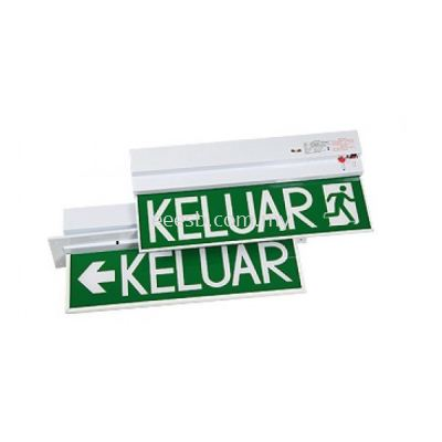 LED Keluar Sign-Slim Type