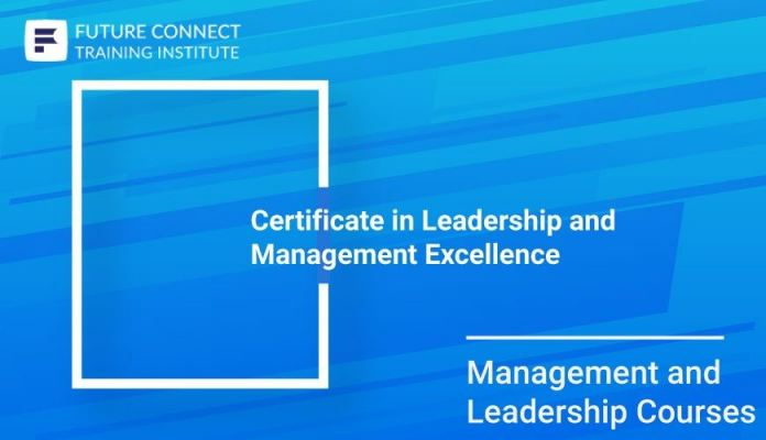 Certificate in Leadership and Management Excellence