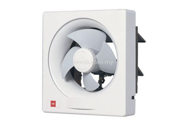 KDK 15AAQ1 Wall Mounted Ventilating Fan 15cm/6""