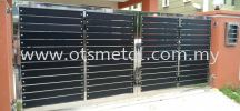 SSG040 Stainless Steel Gate