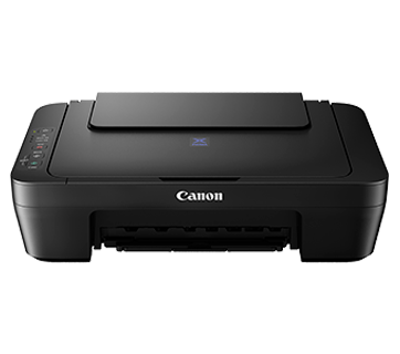 PIXMA E410 Canon Compact All-In-One for Low-Cost Printing