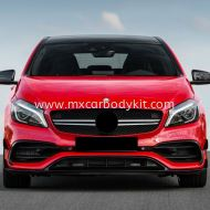 MERCEDES BENZ W176 2016 A45 LOOK BODYKIT