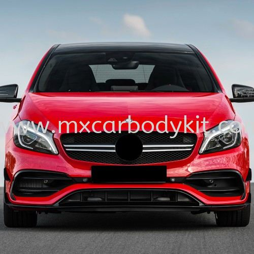 MERCEDES BENZ W176 2016 A45 LOOK BODYKIT  W176 (A CLASS) MERCEDES BENZ