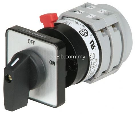On-Off Selector Switch & Key Switch