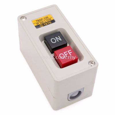 On-Off Push Button - 30A