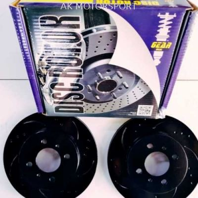 Gear Disc Rotor FORD RANGER 2.5L (6 HOLES)