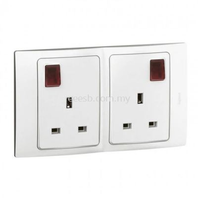 Legrand 1g, 2g Socket Outlet