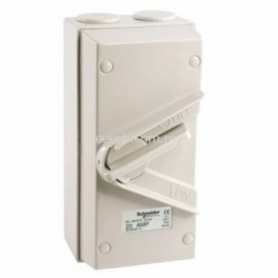 Schneider Weatherproof Isolator IP56