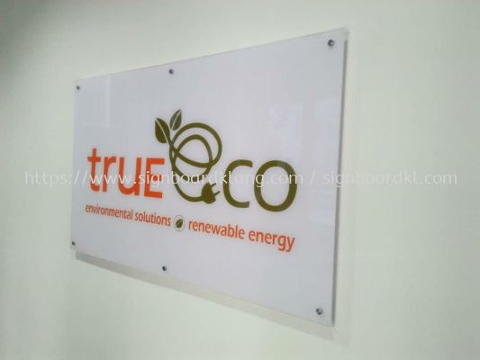 ture eco acrylic poster frame