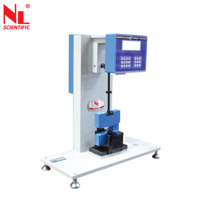 Digital Display Charpy Impact Testing Machine 50J - NL 6002 X / 003