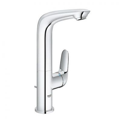 "Grohe Eurostyle in Solid Lever 23718003 Basin Mixer 1/2"" L-Size"