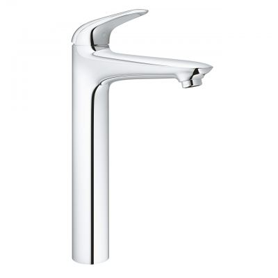"Grohe Eurostyle in Solid Lever 23719003 Basin Mixer 1/2"" XL-Size for Freestanding Basin"
