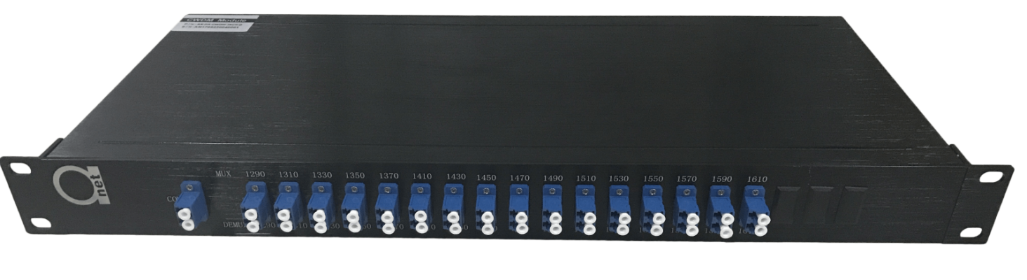 Passive 4 �C 8 �C 16 channel Passive CWDM multiplexer, 19�� rack mount