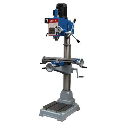Aricas Geared Head Pedestal Drilling Machine GEM400GS