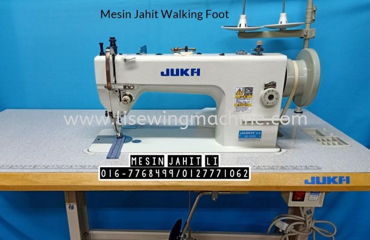 MESIN JAHIT WALKING FOOT , JAHIT CUSHION , JAHIT SOFA