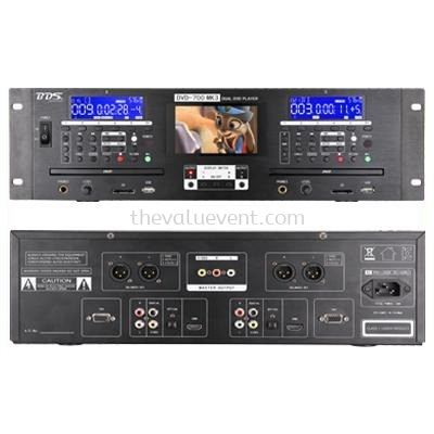 BDS Double DVD Player