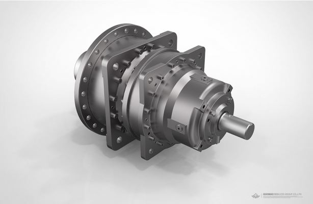 GX SERIES PLANETARY GEAR REDUCER