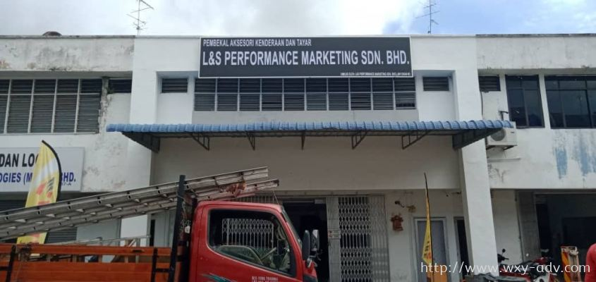 L&S PERFORMANCE MARKETING SDN. BHD. Polycarbonate Signage