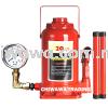 【RM255】20 Ton Heavy Duty Meter Hydraulic Floor Bottle Jack Automotive Car Van Truck SUV Emergency Kit Home Improvement Home Living