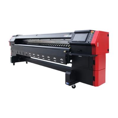 FC-512i-H8 Solvent Inkjet Printer