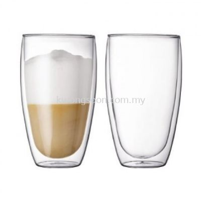 28S20 330ML Double Layer Latte Glass