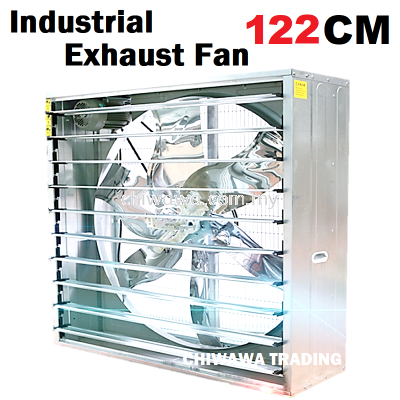 ��RM689��122CM Exhaust Fan 48 Inch Wall Mount Industrial Ventilator Ventilation Air Extractor