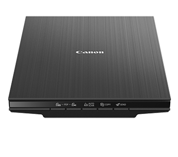LiDE 400 Canon Fast and Compact Flatbed Scanner with Upright Scanning