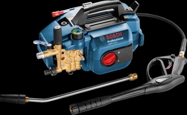 BOSCH High-Pressure Washer GHP 5-13 C Professional