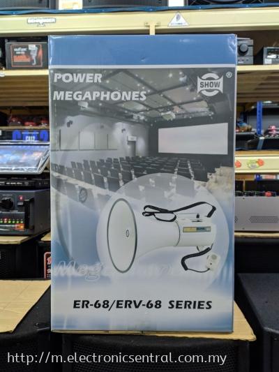 SHOW MEGAPHONE ERV-68S
