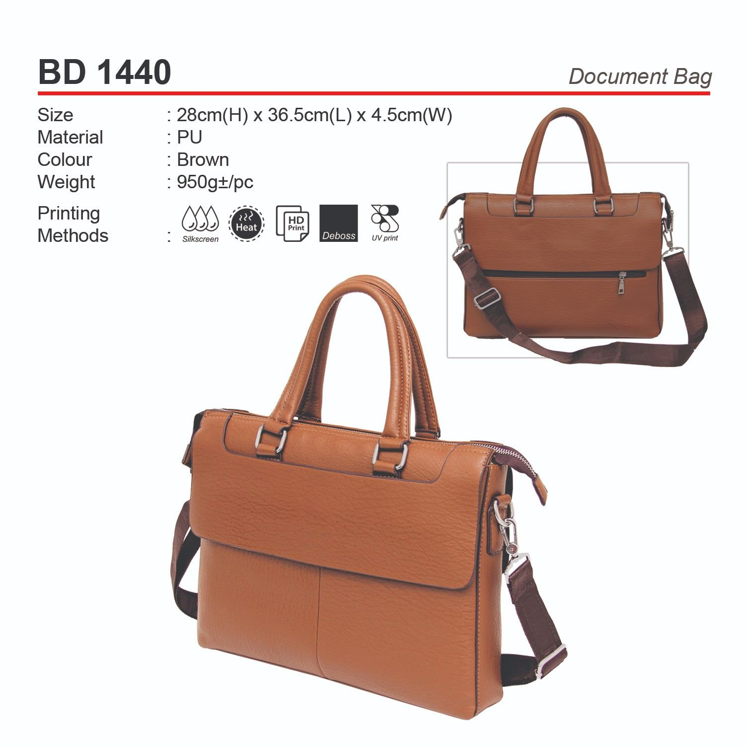 BD1440 Document Bag