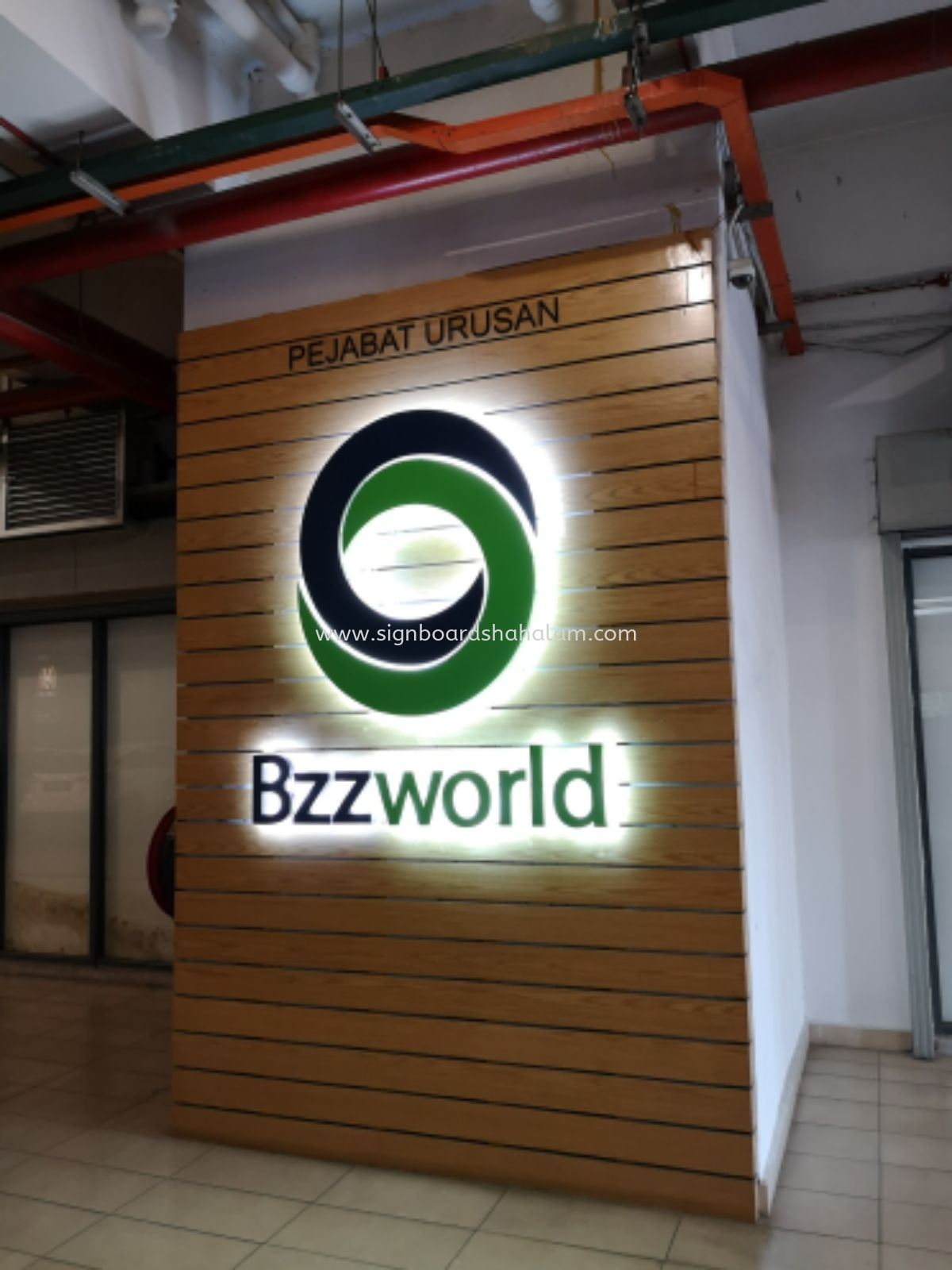 Bzzworld Signage, Kuchai Lama, KL, 3D Box Up LED Backlit