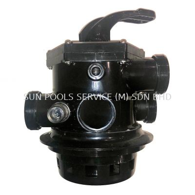 WATERCO MPV Clamp Type for Top Mount Sand Filters Clamp Type for T400, T450, E400 & E450 (40 MM)