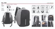 BL1757 Laptop Backpack Bag Series Souvenir