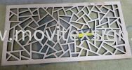 wood cutting design for home divider panal board Laser Engraving Marking & Cut