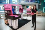 La Senza SkyAvenue Pop Up Activation ACTIVATIONS EVENT