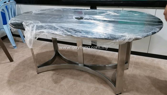Stainless Steel Dining Table Stand �׸ַ�����