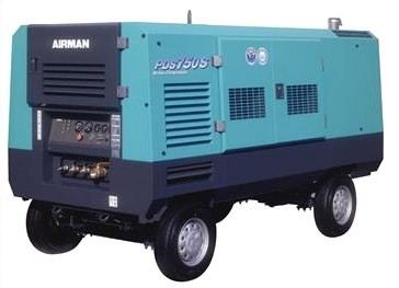 Air Compressor 750cfm