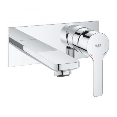 Grohe Lineare 19409001 Basin Mixer L-Size, Wall Mounted 207mm