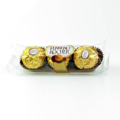 FERRERO ROCHER - 3 PCS