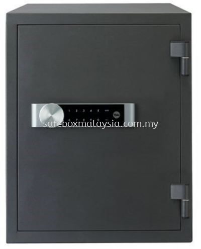 YFM/520/FG2 �C Yale Electronic Document Fire Safe Box Professional (Extra Large)