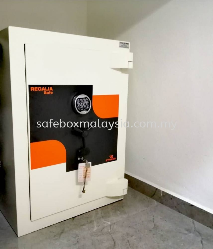 Regalia Safe Box with Digital Lock