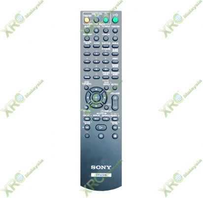 RM-ADU007 SONY HOME THEAETER REMOTE CONTROL