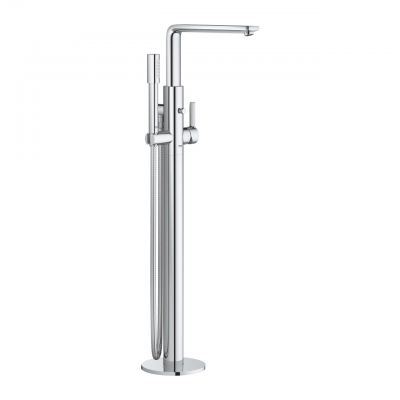 Grohe Lineare 23792001 Bath Mixer, Floor Mounted