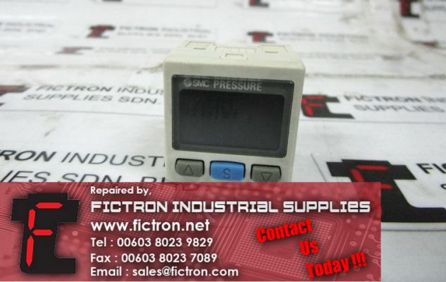 ISE30A-01-N ISE30A01N SMC High-Precision Digital Pressure Switch Supply Malaysia Singapore Indonesia USA Thailand