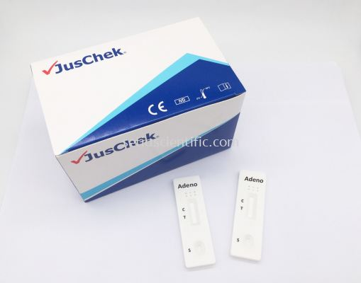 Adenovirus pneumoniae Antigen Rapid Test Cassette